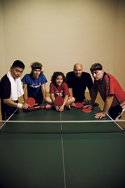Net Gain - Table Tennis