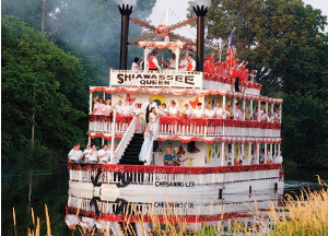 Chesaning steamboat