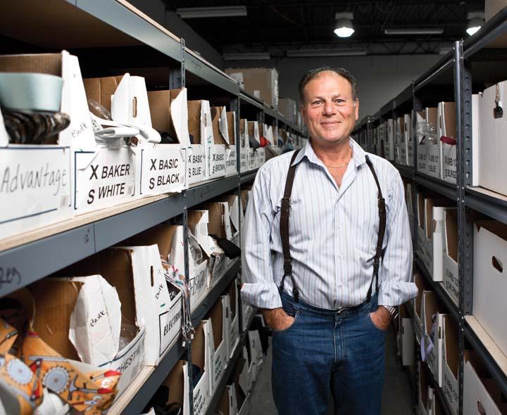 9db5f9feb Sal Herman s Suspender Business is Picking Up - Hour Detroit Magazine