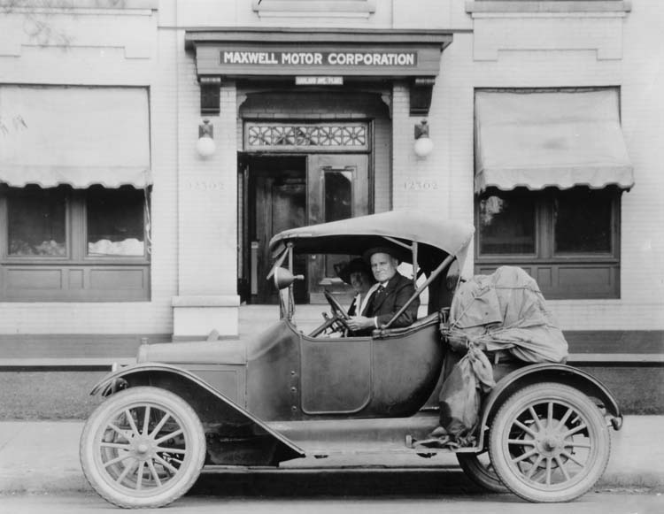 The Way It Was – The Maxwell, 1915