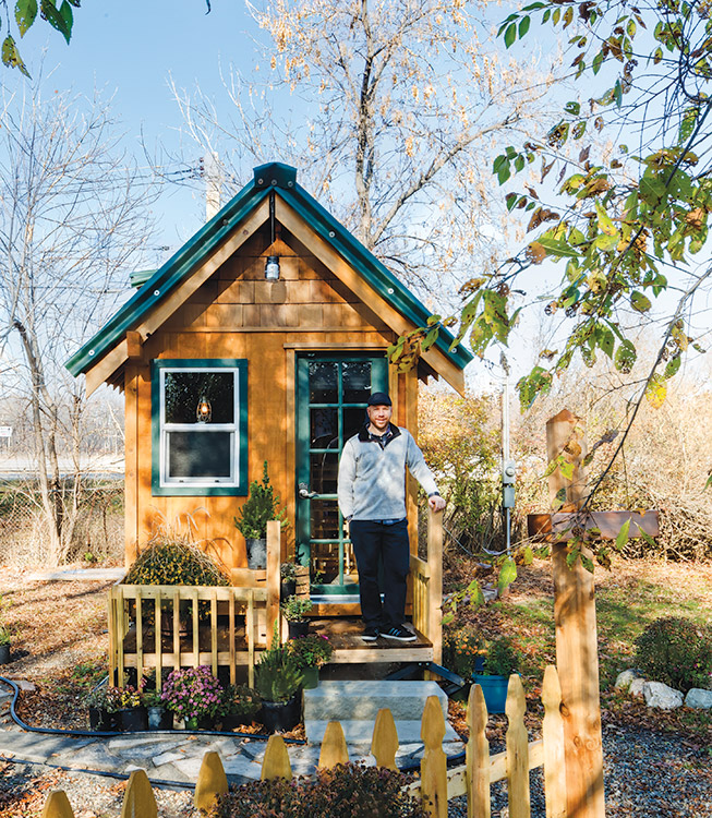 Cool Tiny Houses Big Dreams Hour Detroit Magazine Download Free Architecture Designs Licukmadebymaigaardcom