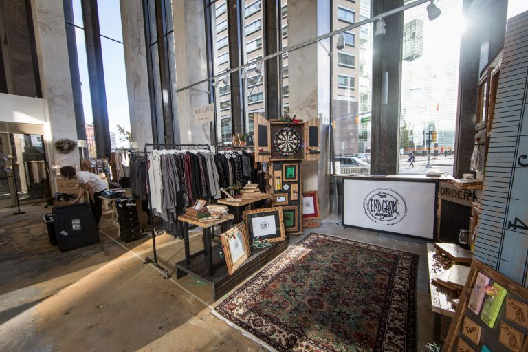 Holiday House in Downtown Detroit Offers One-Stop Shopping for Unique Gifts