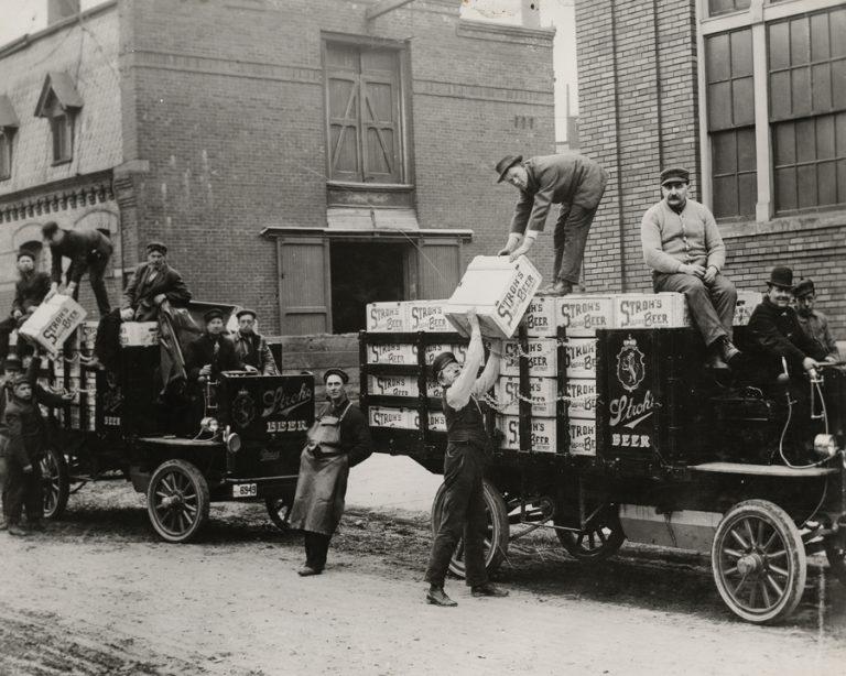 The Way It Was – Stroh's Beer, 1907