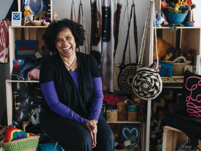 Detroit Entrepreneur Focuses on Helping Women in Developing Countries