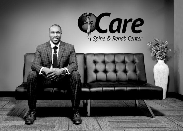verschiedene Arten von 100% echt am beliebtesten The Face of Chiropractic Care - Cecil Forbes, D.C. — iCare ...