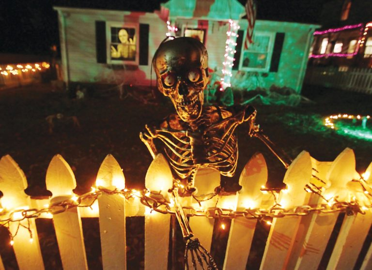 Why Tillson Street Just Might Be the Place to Trick-or-Treat This Halloween