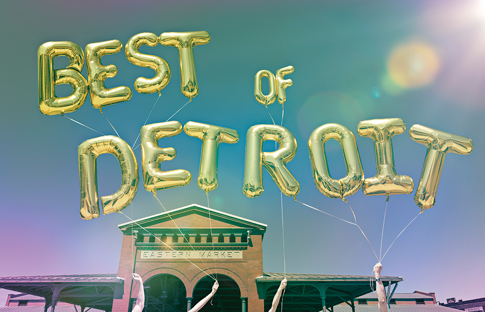 Best of Detroit 2018 - Hour Detroit Magazine