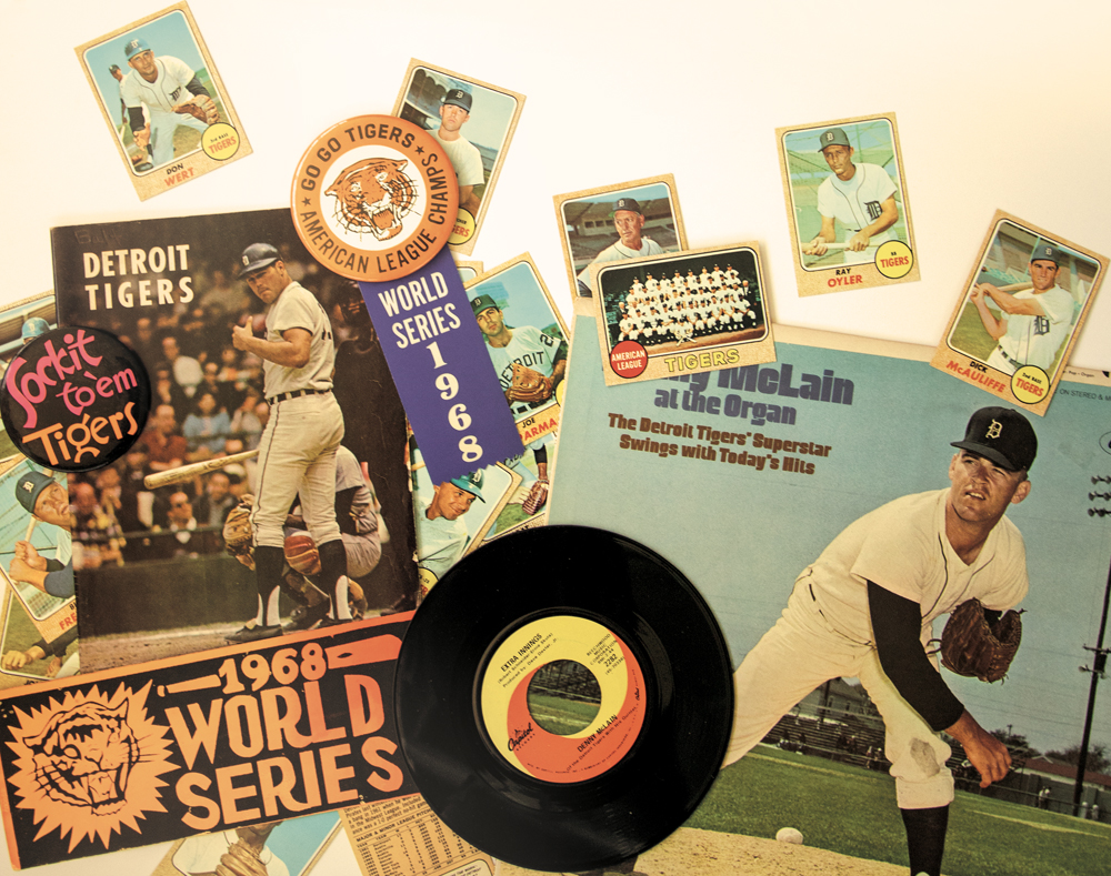 50 Years Later A Look Back At The Tigers 1968 World Series Win