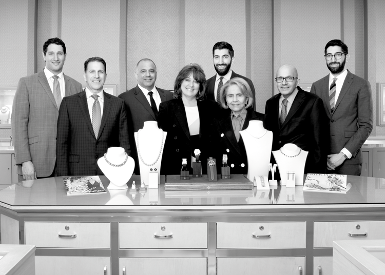 The Faces of Family Jewelry Experts - Ahee Jewelers