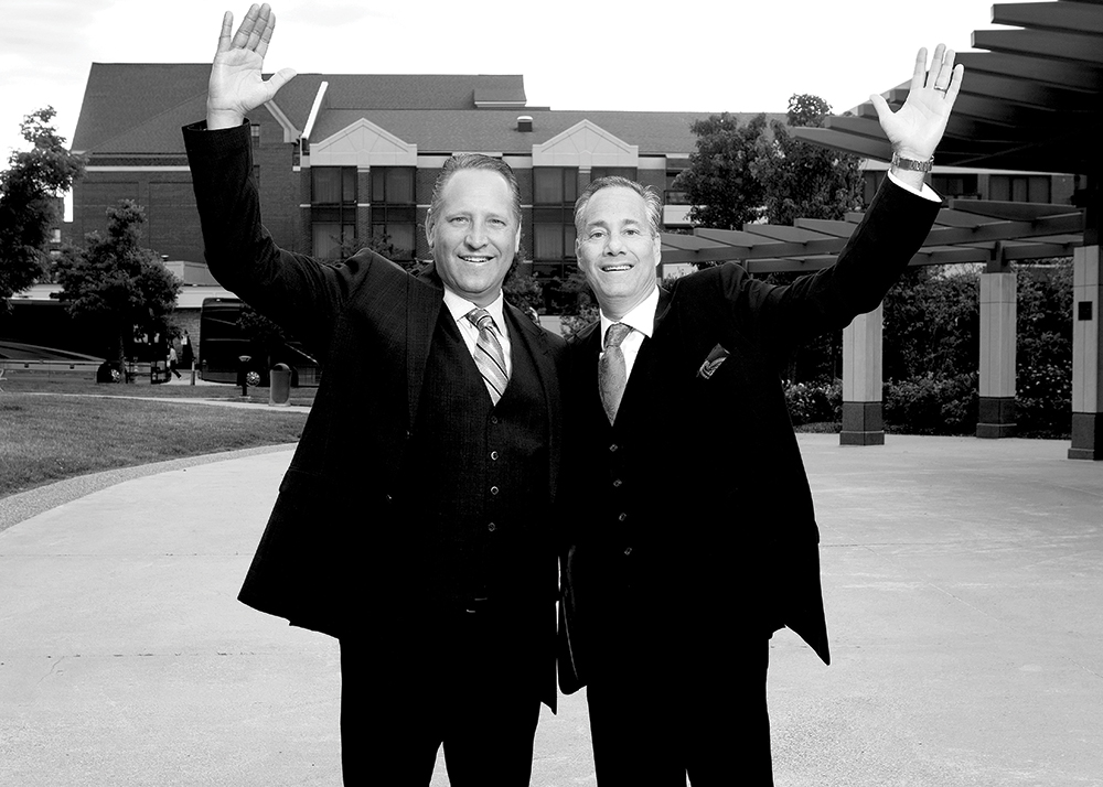 The Faces of Mortgage Banking - Harry Glanz & Dan Burke — Capital Mortgage Funding