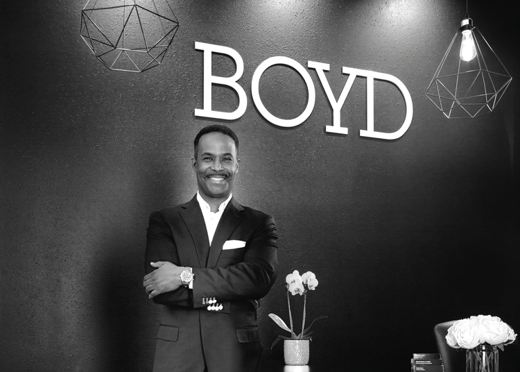 The Face of Beauty with Purpose - Dr. Charles M. Boyd — Boyd Detroit, Boyd Birmingham, & Boyd Ann Arbor