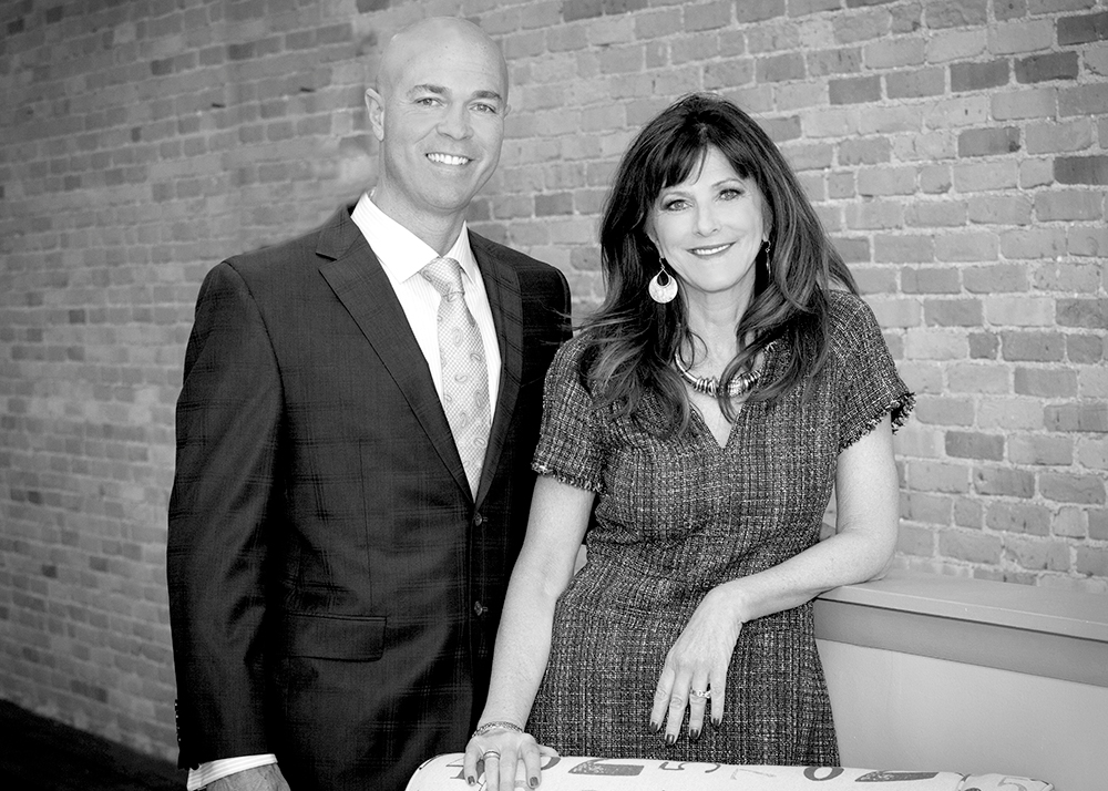 The Faces of Waterfront Real Estate - Tony & Renee Dekroub — Re/Max Platinum