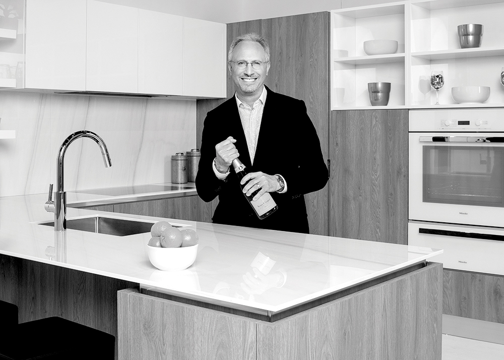 The Face of Modern Kitchens & Baths - Robert Nusbaum — Euroamerica Design
