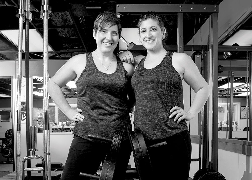 The Faces of Personal Training - Veronica Lujic & Nicole Rafaill — Fitness Protection Program