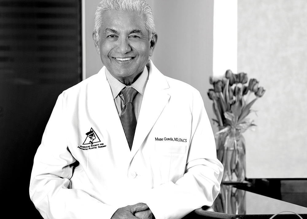 The Face of Aesthetic Surgery - Dr. Mune Gowda