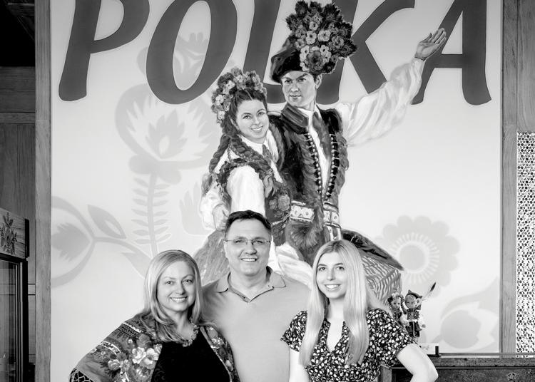 The Faces of Authentic Polish Cuisine - Polka Restaurant & Beer Café