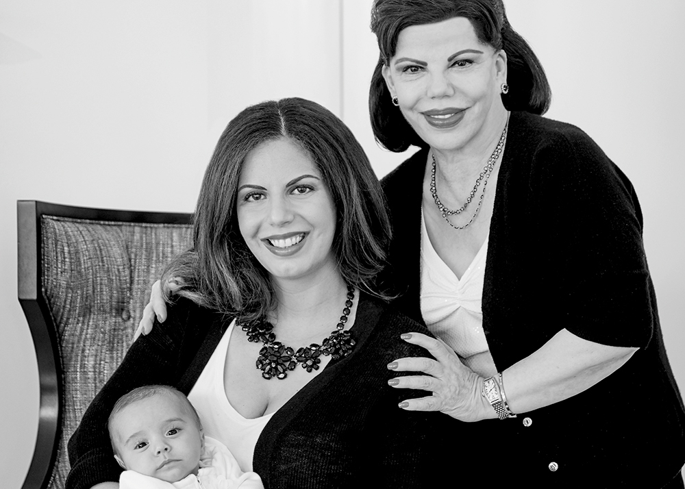 The Faces of Three Generations of Timeless Beauty - Rivage Day Spa