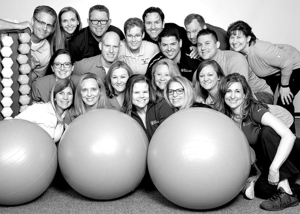The Faces of Team Rehab - Team Rehabilitation Physical Therapy