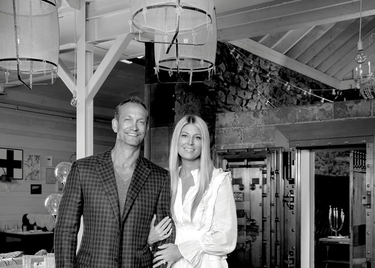 The Faces of Modern Eclectic Dining - James & Sarah Schneider — The Fed