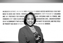 The Face of Collective Impact - Dr. Darienne Driver — United Way for Southeastern Michigan
