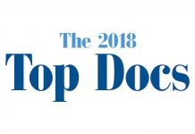 2018 Top Docs logo