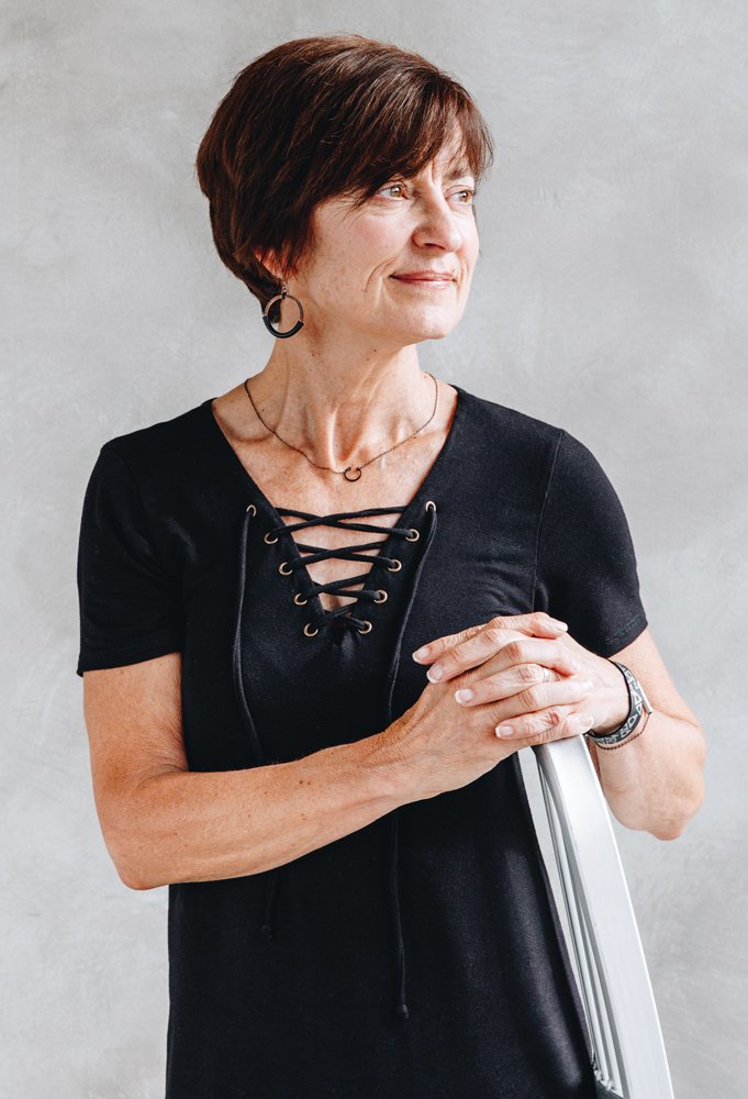 Mend on the Move founder, Joanne Ewald