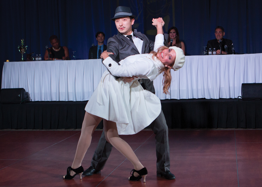 Dancing with the Detroit Stars