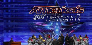 Selected of God Choir on America's Got Talent