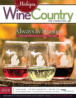 Michigan Wine Country 2018