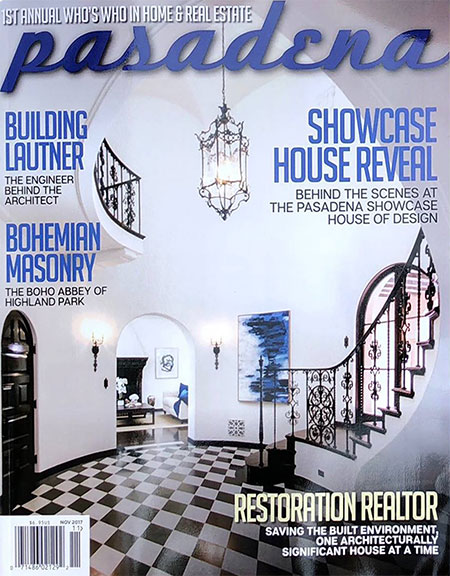 Pasadena Magazine Subscription