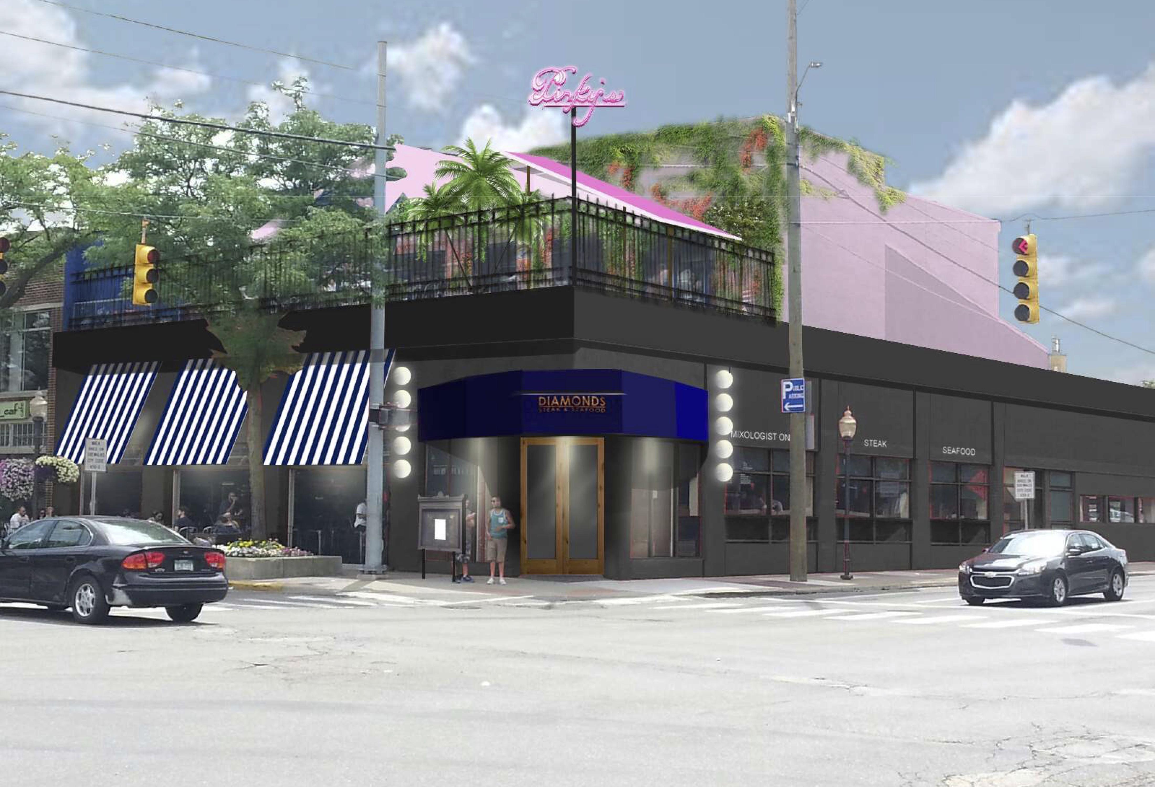 A Peek Into Pinky S Royal Oak S Next Rooftop Bar Hour