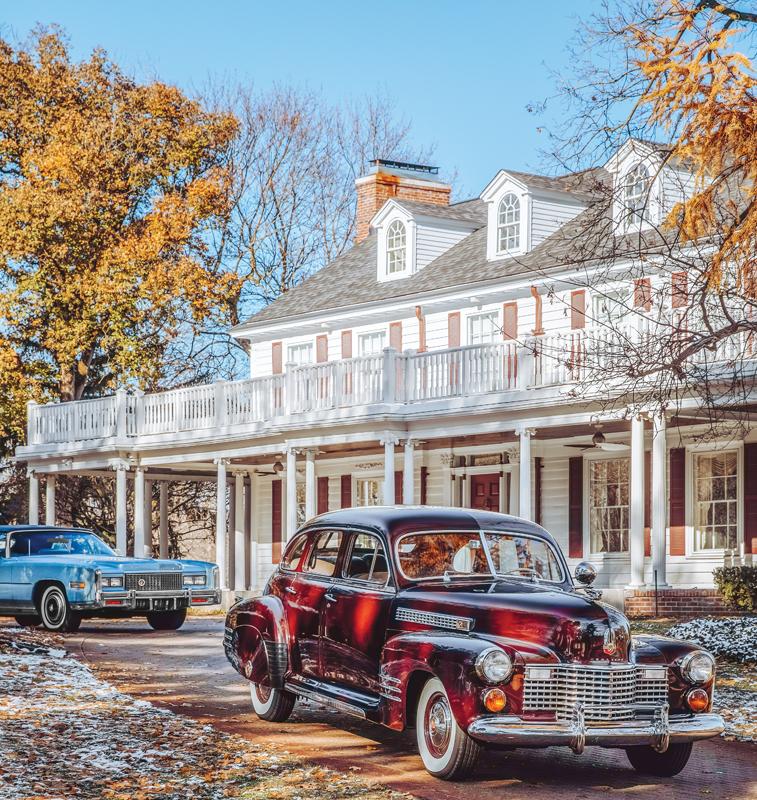 Cadillac Dealerships In Michigan: Hour Detroit Magazine