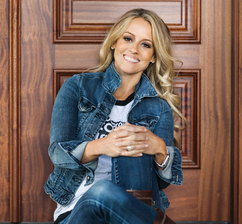 24 Hours With Nicole Curtis, Star Of 'Rehab Addict'
