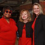 Patricia Allen, Donna Zalewski, Christina Akoma