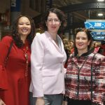 Rita Sandridge, Susan Russell, Liz Giffels