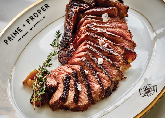 2019 Restaurant of the Year: Prime + Proper