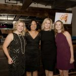Angela Amman, Natalie Trombley, Robyn Tasevski, Linda Limberg