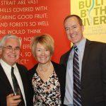 Dr. Kevin Hanlon, Jill and Scott Berry