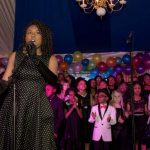 Jasmine Cribbs and the Detroit Children's Choir