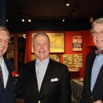 Ron Lamparter, Doug Dossin, Fred Reif