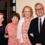 Sharon Bohun, Ronanne McGill, Colleen and John Tompkins