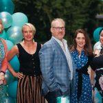 Lynne Sullivan, Mary Dona, Julie Petrik, Ian Lyngklip, Emilie Deterding