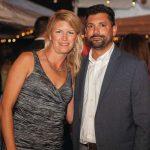 Nicole and Marcus Sanborn
