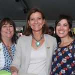 Sandy Pollack, Sabine Iafrate, Taryn Loughlin