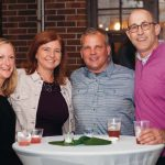 Tarin Gitlin, Kathy and Dave Gillespie, Rob Wine