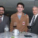 Zain Gohar, Murat Ambarian, David Teolis