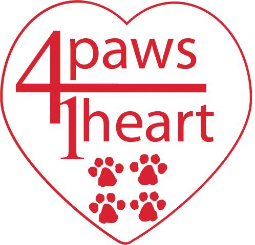 4-paws-1-heart-logo