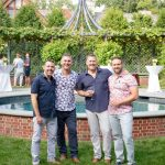 Boyd Richards, Jared and Jeremy Tacon-Heslip, Joshua Ronnebaum
