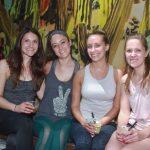 Kristin Sarkisian, Megan Avesian, Jane Burke, Ashley Cherniawski