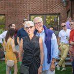 Rhonda and Morris Brown